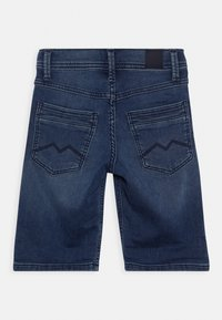 BOSS Kidswear - BERMUDA - Shorts vaqueros - stone - 1