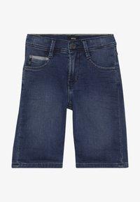 BOSS Kidswear - BERMUDA - Shorts vaqueros - stone - 2
