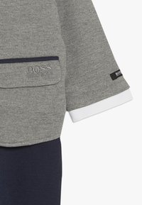 BOSS Kidswear - OVERALL - Overal - gris marine - 4