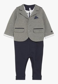 BOSS Kidswear - OVERALL - Overal - gris marine - 0