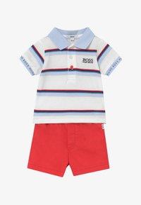 BOSS Kidswear - SET - Kalhoty - red - 3