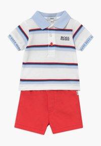 BOSS Kidswear - SET - Kalhoty - red - 0