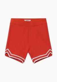 BOSS Kidswear - Trousers - blanc orange - 2