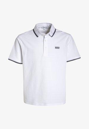 MANCHES COURTES - Poloshirt - blanc
