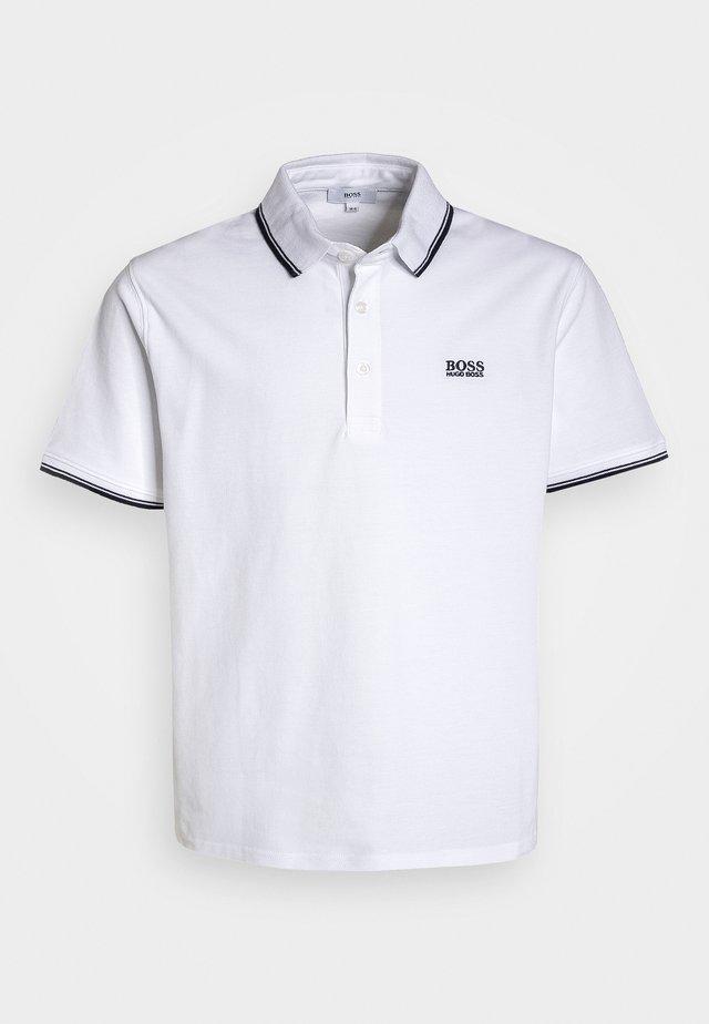 MANCHES COURTES - Polo shirt - blanc
