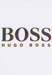 BOSS Kidswear - Top sdlouhým rukávem - weiß - 4