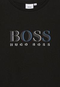BOSS Kidswear - Top sdlouhým rukávem - schwarz - 3