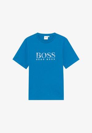 Camiseta estampada - turquoise