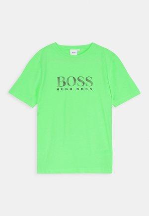 Camiseta estampada - sea green