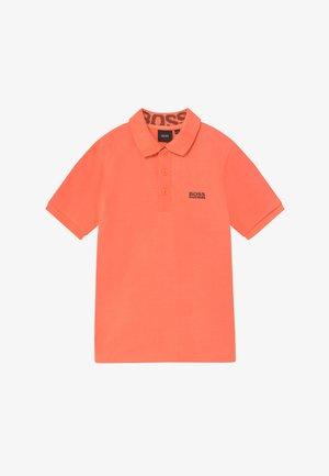 SHORT SLEEVE - Polo - orange