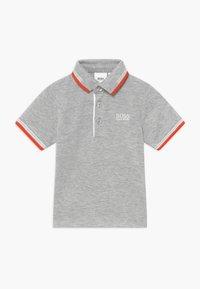 BOSS Kidswear - SHORT SLEEVE - Poloshirt - gris chine - 0