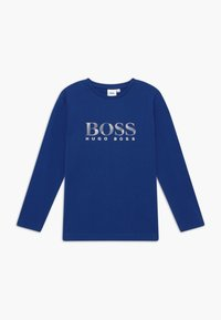 BOSS Kidswear - Camiseta de manga larga - blue - 0
