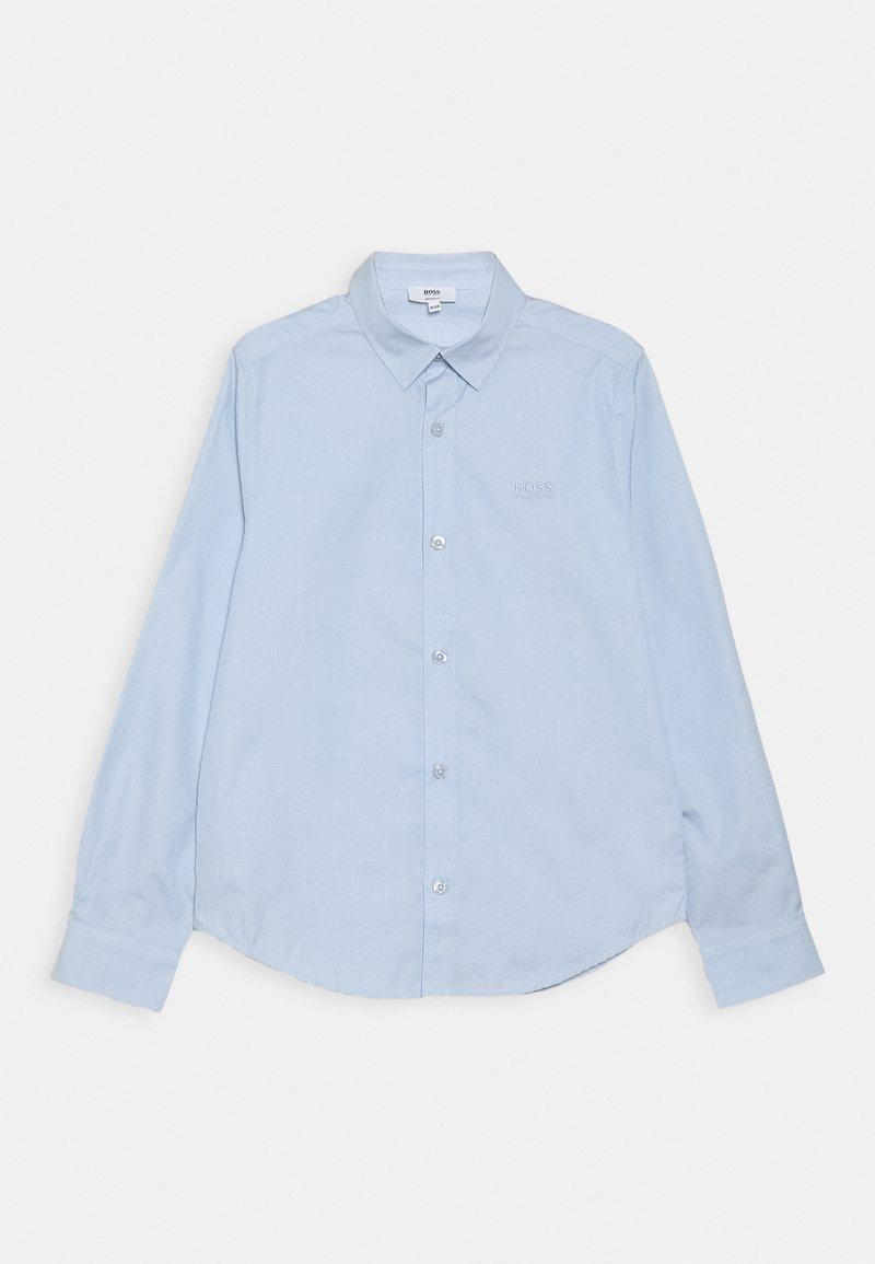 BOSS Kidswear - Hemd - himmelblau