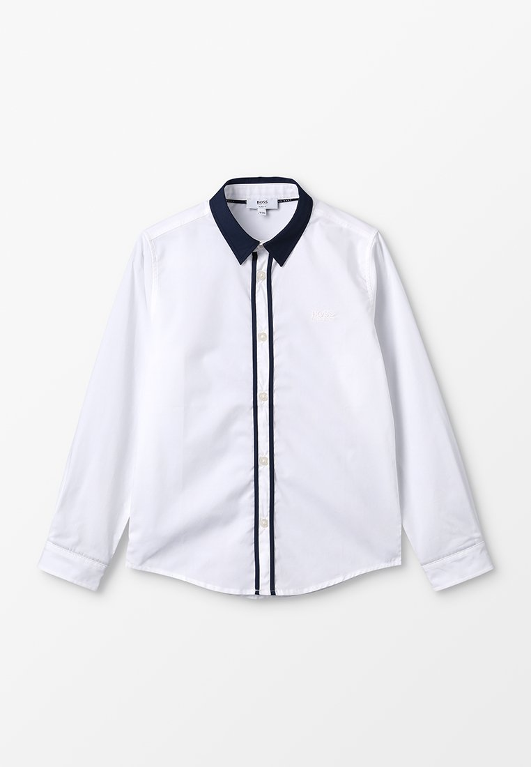 BOSS Kidswear - Hemd - weiß