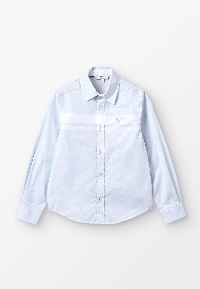 BOSS Kidswear - Shirt - himmelblau