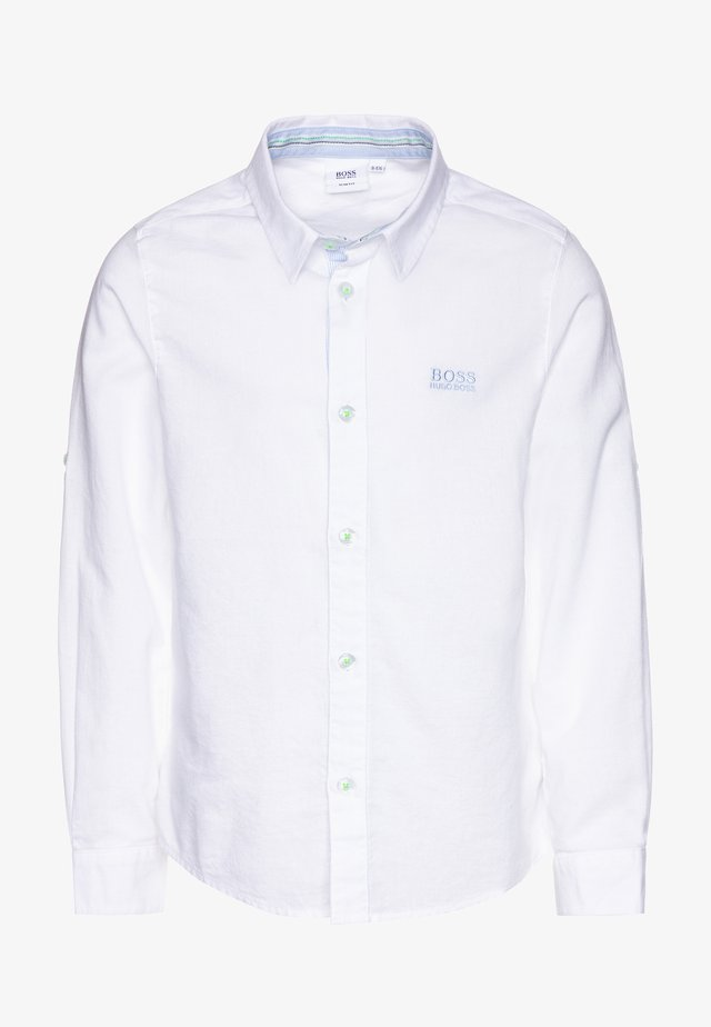 LONG SLEEVED - Chemise - white