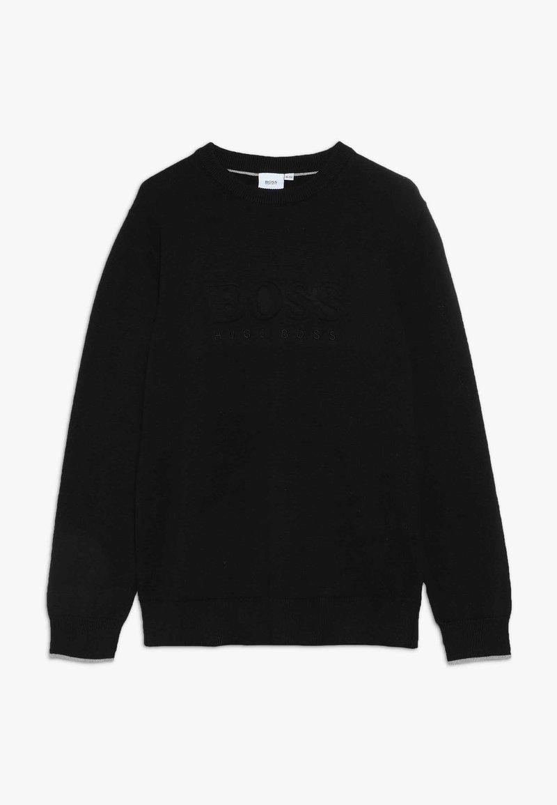 BOSS Kidswear - Trui - schwarz