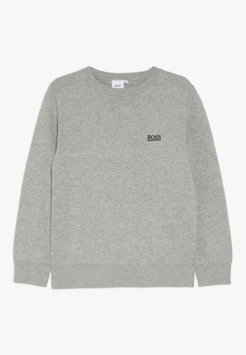 BOSS Kidswear - Jumper - graumeliert