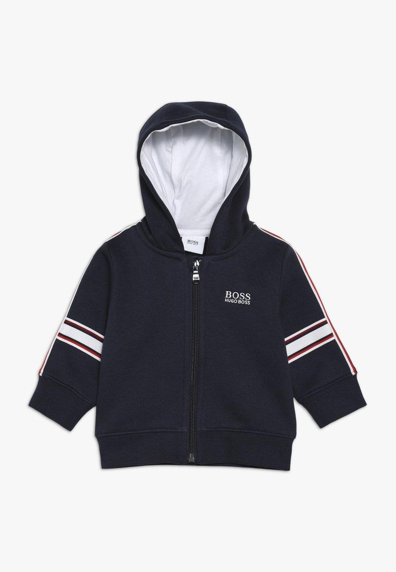 BOSS Kidswear - Sweatjacke - blue cargo