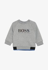 BOSS Kidswear - Sweater - gris chine - 3