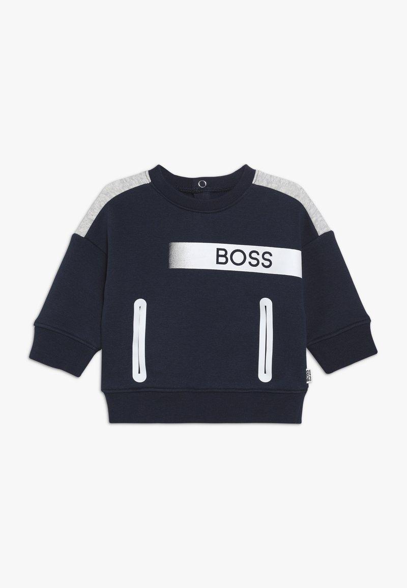BOSS Kidswear - Sweatshirt - bleu cargo