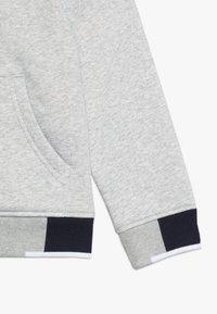 BOSS Kidswear - Felpa aperta - hell graumeliert - 2