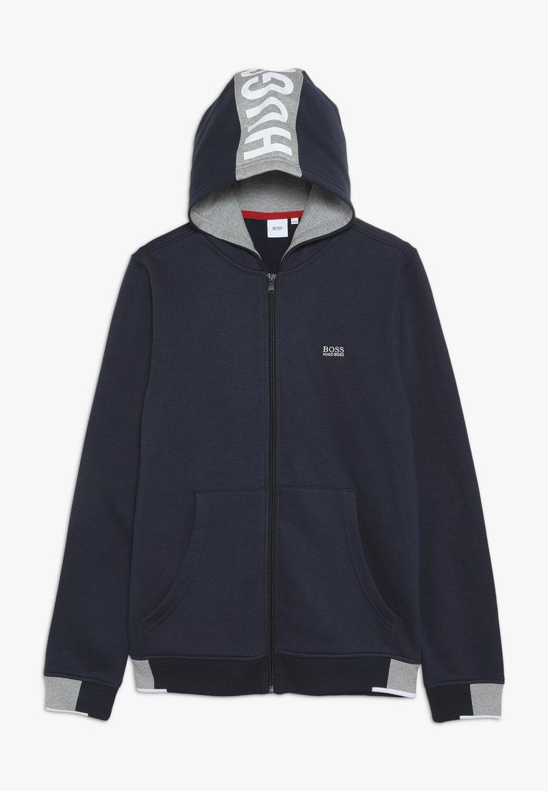 BOSS Kidswear - Sweatjacke - marine