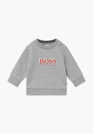 Sweatshirt - gris chine