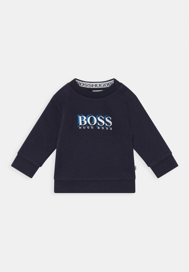 Sweatshirt - bleu cargo