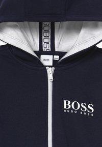 BOSS Kidswear - Sweatjakke /Træningstrøjer - navy - 3