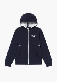 BOSS Kidswear - Sweatjakke /Træningstrøjer - navy - 0