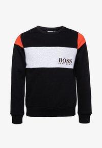 BOSS Kidswear - Sweatshirt - black - 0