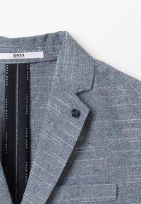 BOSS Kidswear - VESTE DE COSTUME - Sako - hellblau/dunkel/hellblau - 5
