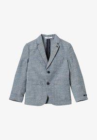 BOSS Kidswear - VESTE DE COSTUME - Sako - hellblau/dunkel/hellblau - 4