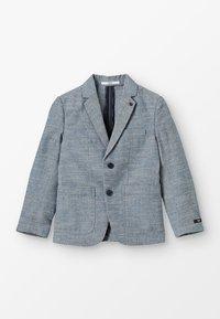 BOSS Kidswear - VESTE DE COSTUME - Sako - hellblau/dunkel/hellblau - 0