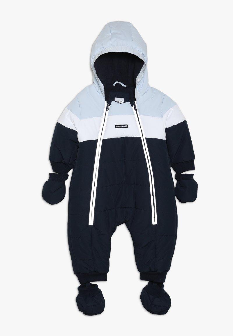 BOSS Kidswear - Snowsuit - marine ciel