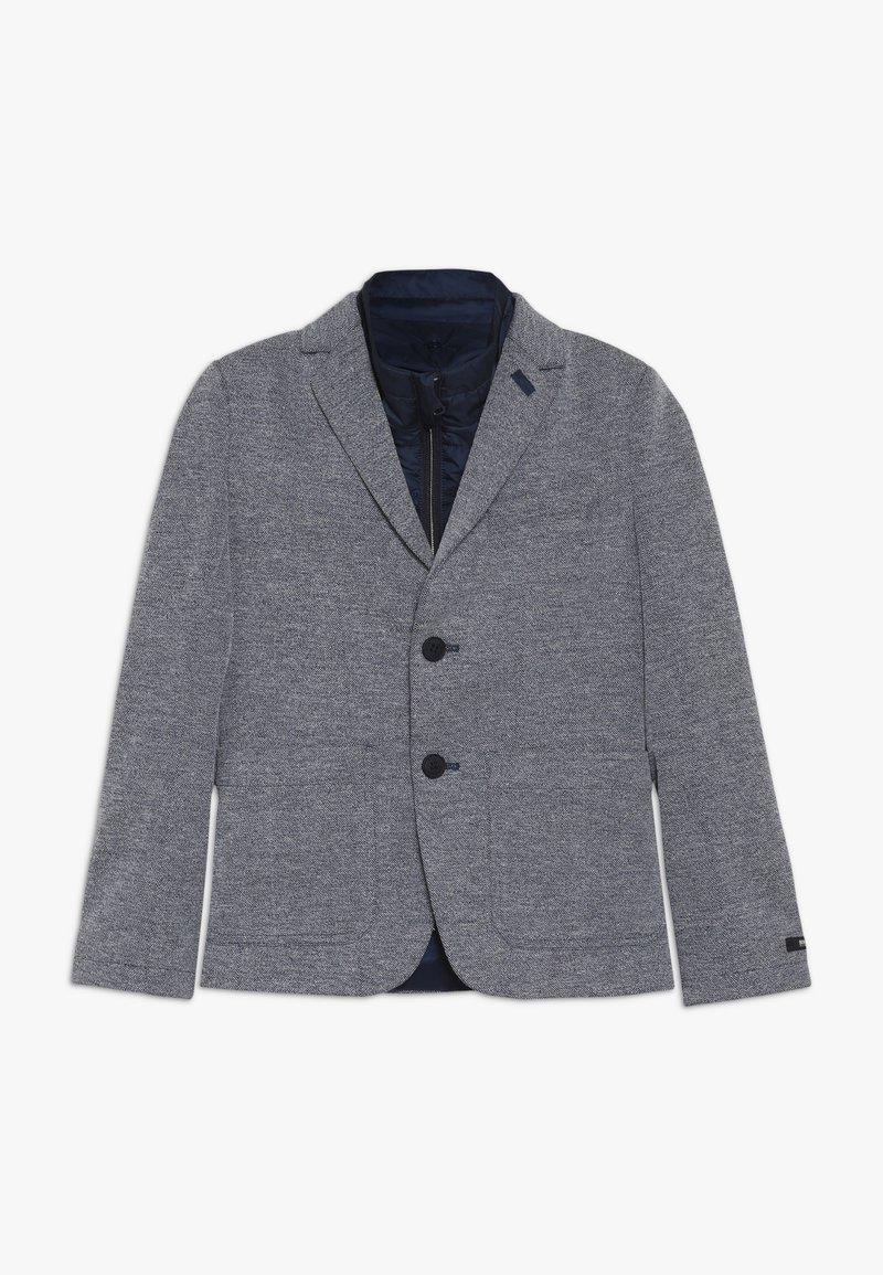 BOSS Kidswear - VESTE DE COSTUME - Kavaj - marine
