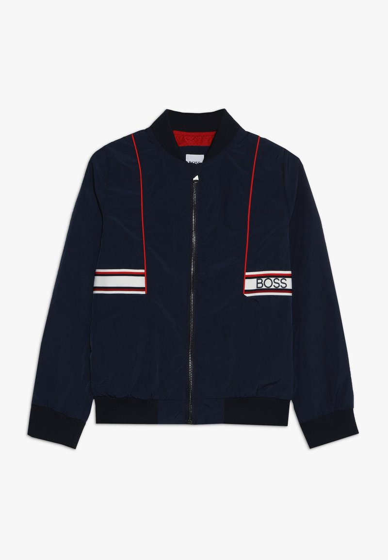 BOSS Kidswear - BLOUSON - Jas - marine