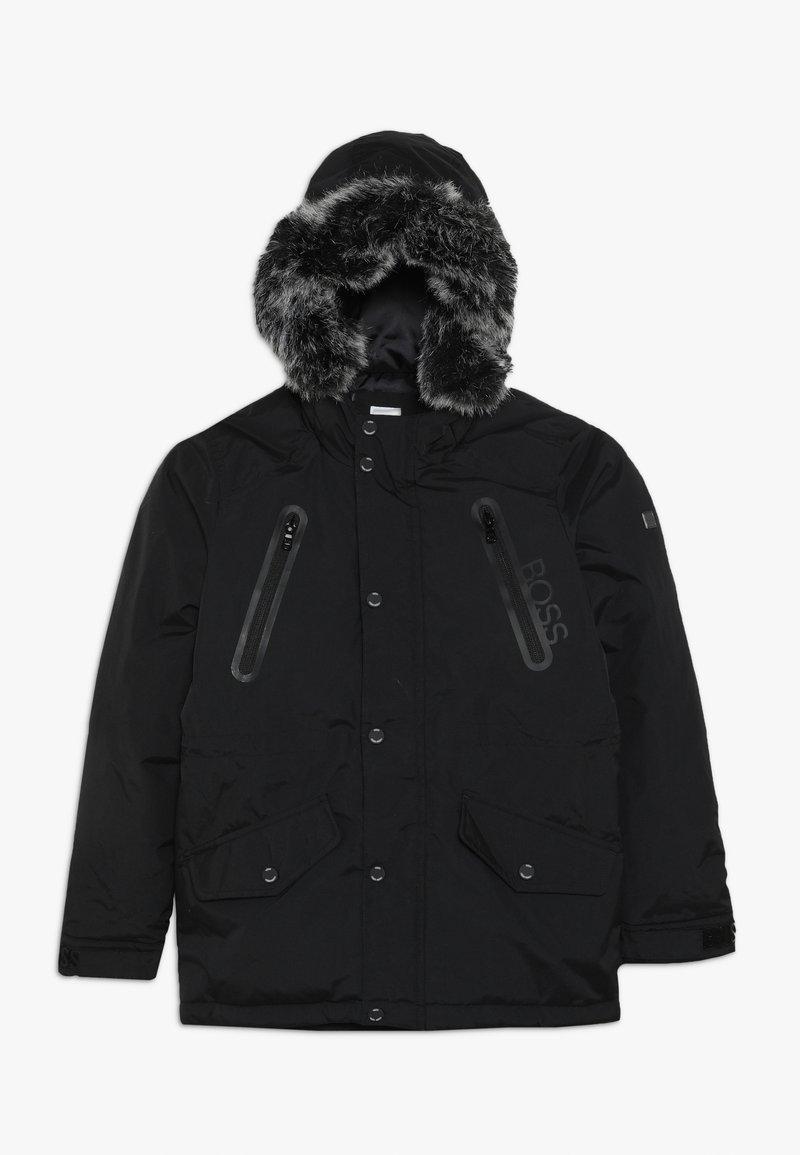 BOSS Kidswear - Zimní kabát - schwarz