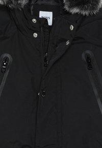 BOSS Kidswear - Zimní kabát - schwarz - 5