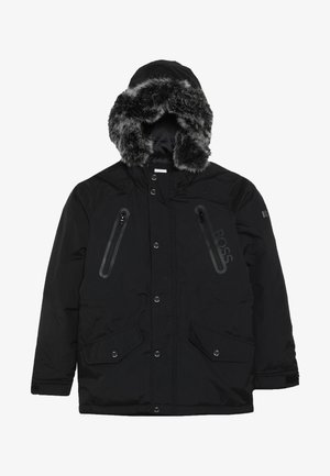 Abrigo de invierno - schwarz