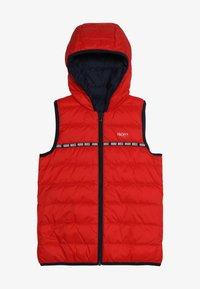 BOSS Kidswear - Vesta - rot - 3