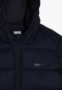 BOSS Kidswear - Zimní bunda - marine - 4