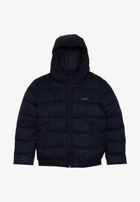 BOSS Kidswear - Zimní bunda - marine - 3