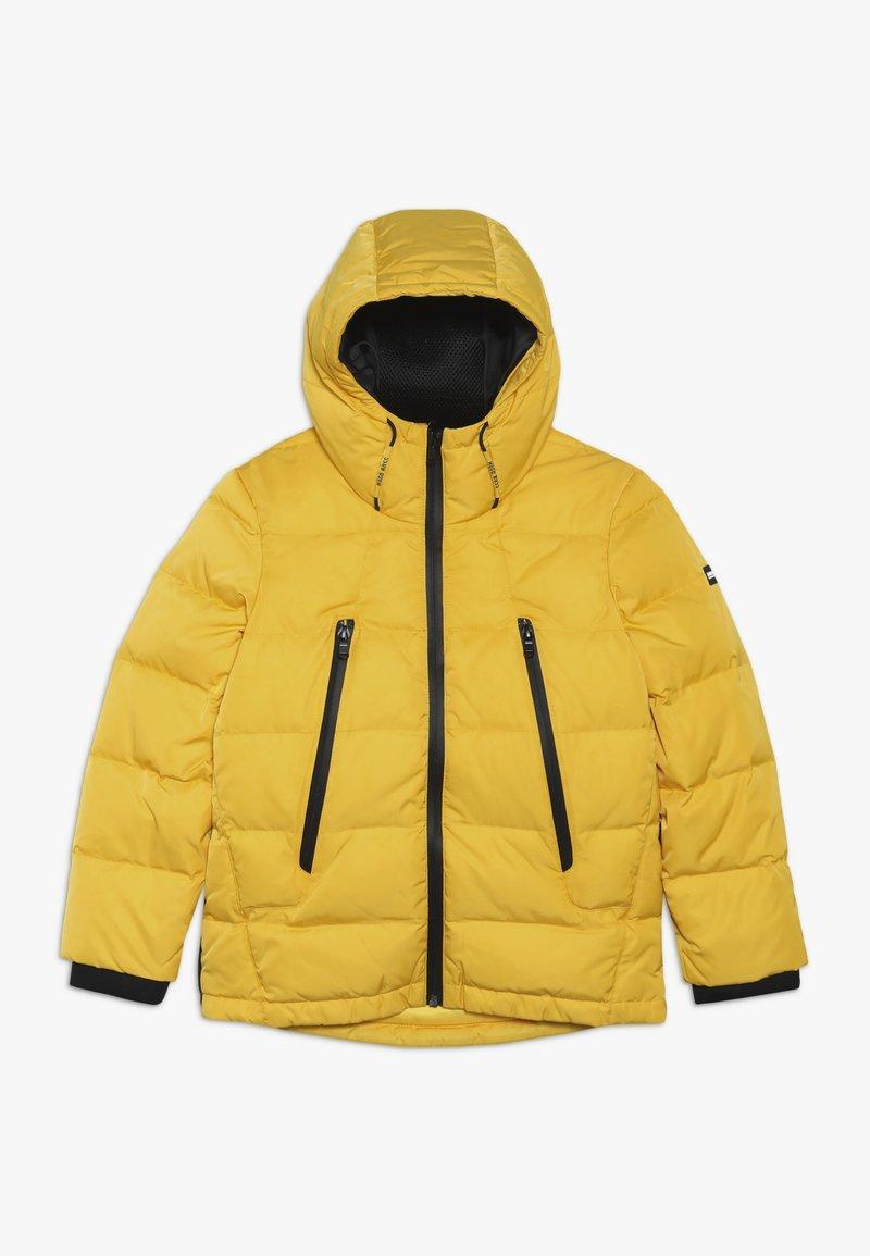BOSS Kidswear - Gewatteerde jas - gelb