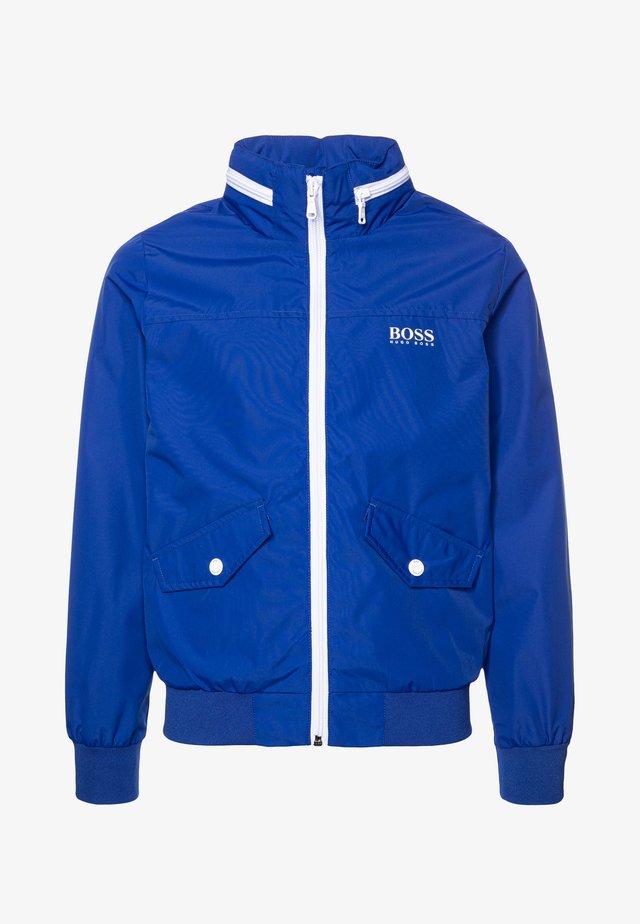 Light jacket - blue