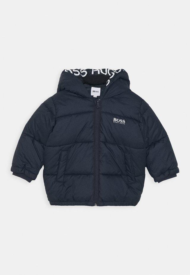 PUFFER JACKET BABY  - Winter jacket - navy