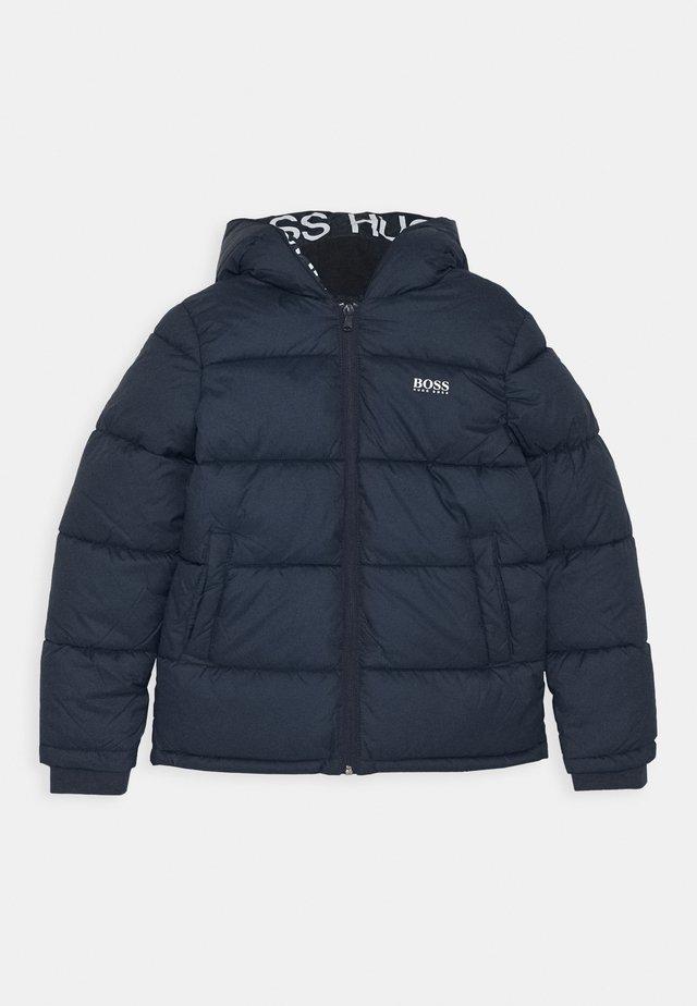 PUFFER JACKET - Winter jacket - navy