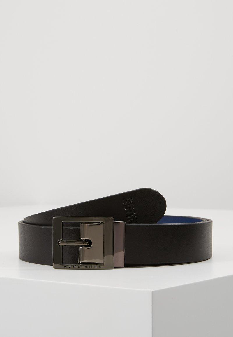 BOSS Kidswear - Gürtel - schwarz/blau