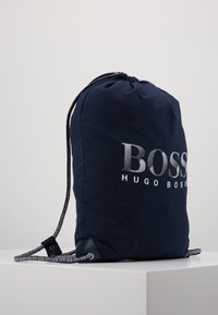 BOSS Kidswear - BEACH BAG - Batoh - navy - 4